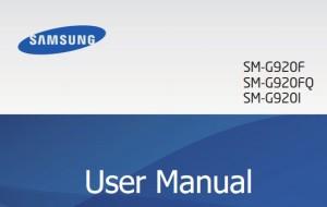 Samsung Galaxy S6 User Manual in Dutch language (Nederlands) PDF Download