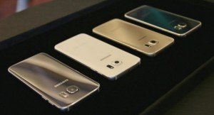 Samsung Galaxy S6 Edge Color Variants