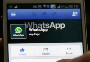 whatsapp samsung galaxy s6